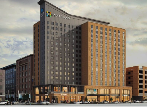 HYATT HOUSE INDIANAPOLIS/DOWNTOWN