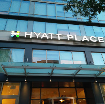 HYATT PLACE DC/DOWNTOWN/K STREET