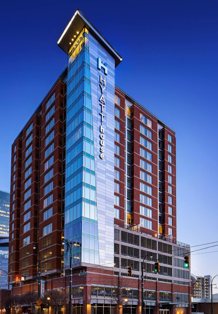 HYATT HOUSE CHARLOTTE / CENTER CITY